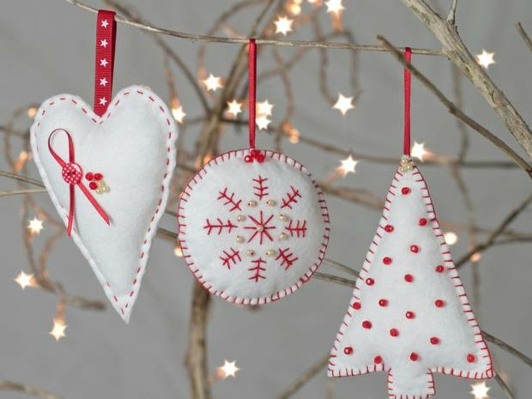 adornos navide os diy decorando de un modo diferente