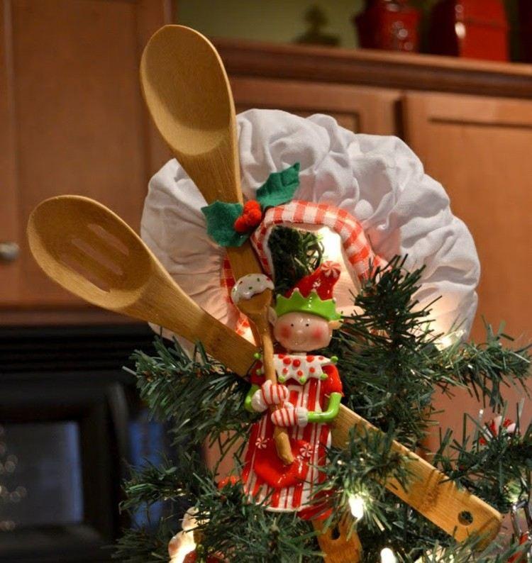 creativo diseño cocinero elegante muñeco