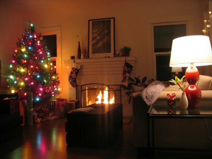 decorar arbol navidad colores