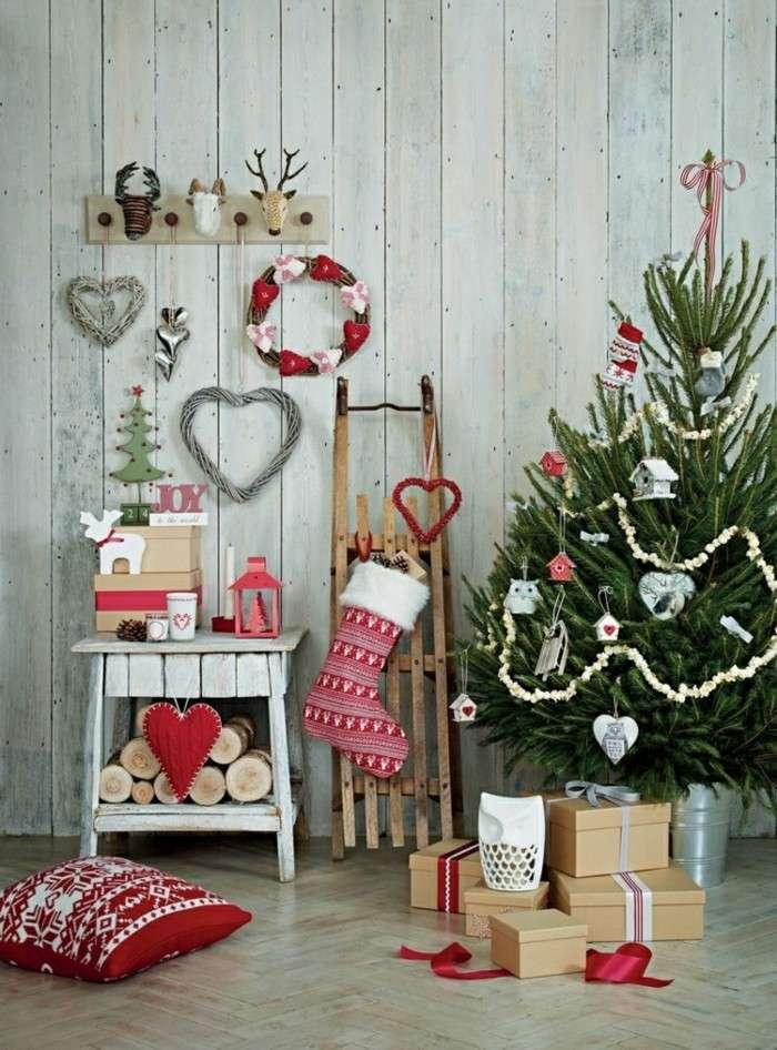 decoracion nordica para esta navidad 38 ideas