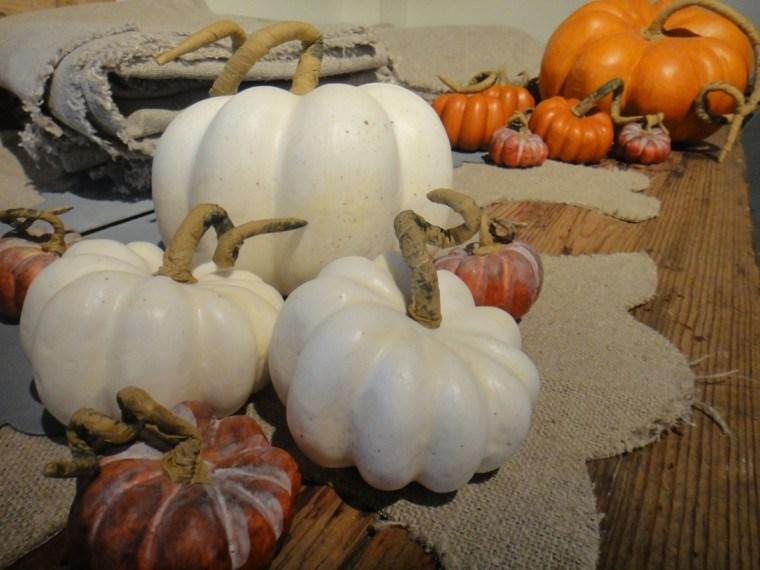 decoración otoño moderno estilo