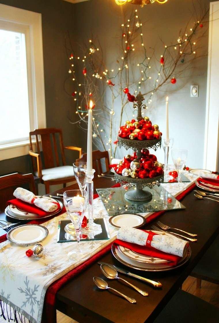 decoracion de navidad colores vibrantes decorar casa precioso ideas