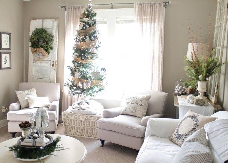 Decoracion de navidad ideas para decorar casas peque as for Ideas para decorar mi casa economicamente