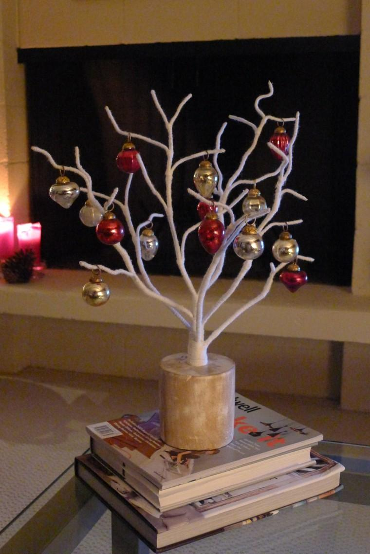 Decoracion de navidad ideas para decorar casas peque as - Decoracion de navidad para oficina ...