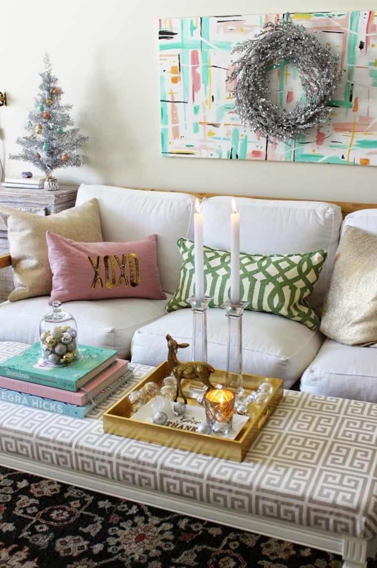Decoracion de navidad ideas para decorar casas peque as for Decoracion navidad piso pequeno