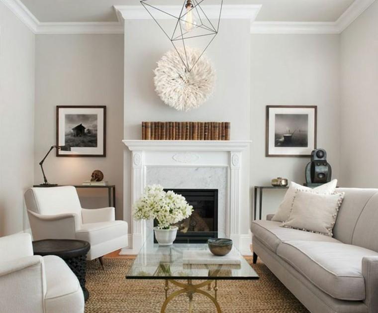 Fluido De Baño Feng Shui:Minimal Living Room Neutral