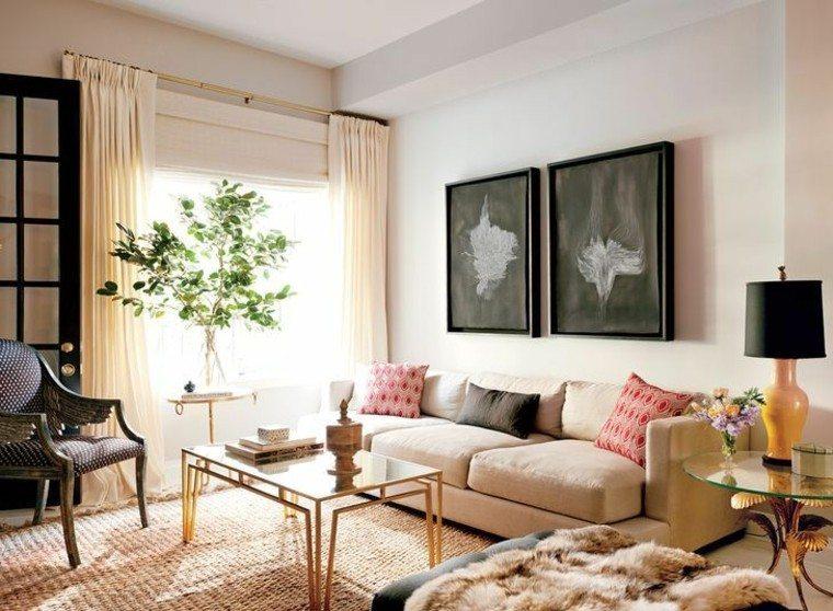 decoracion feng shui proporciones adecuadas cortinas