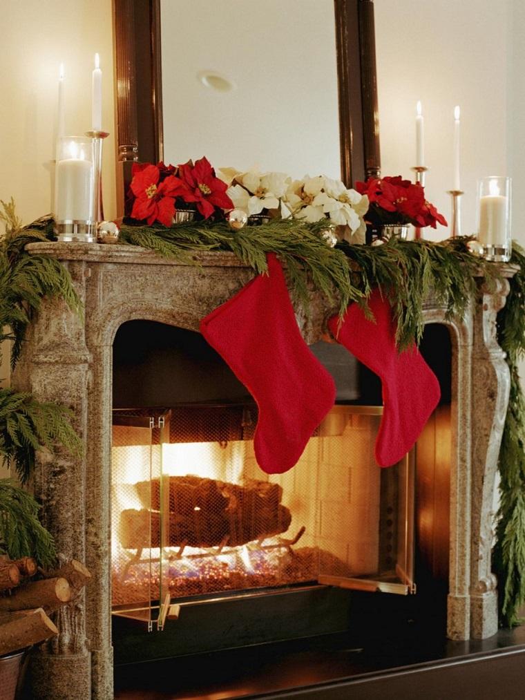 Decoracion de navidad colores vibrantes para los adornos - Decoracion adornos navidenos ...