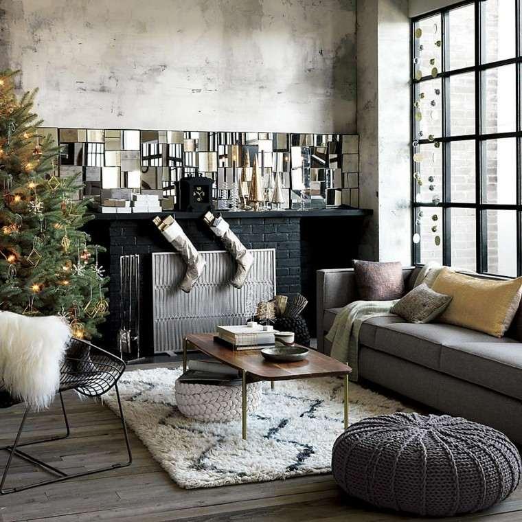 Decoracion Reciclada Navide?a ~ Decoracion navide?a ventanas con adornos preciosos
