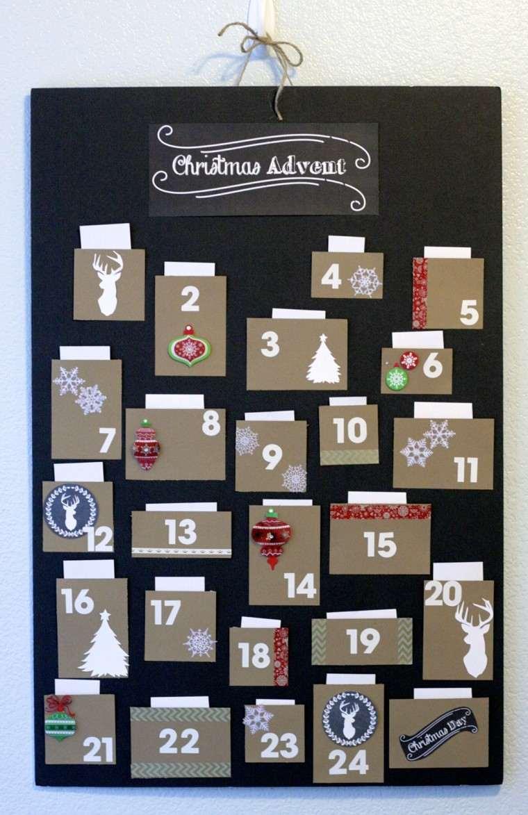 decorado navidad venados diseño lazos