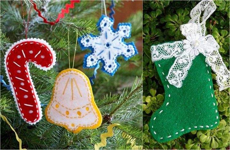 sorprender ninos navidad colgados arbol ideas