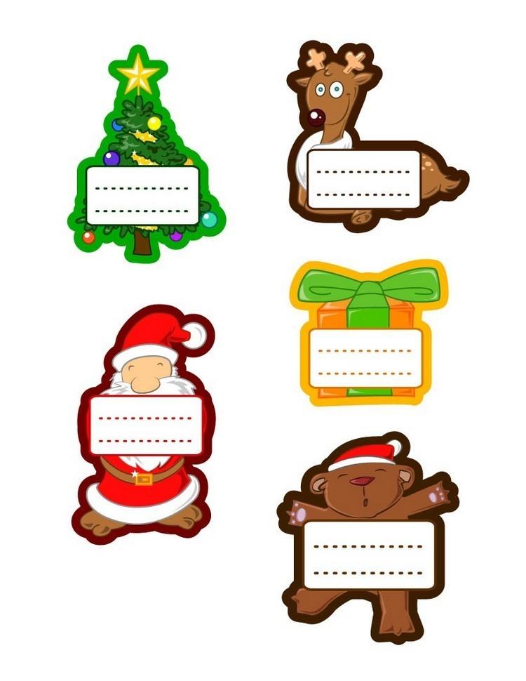 dibujos para imprimir recortar sorprender ninos navidad varios ideaS