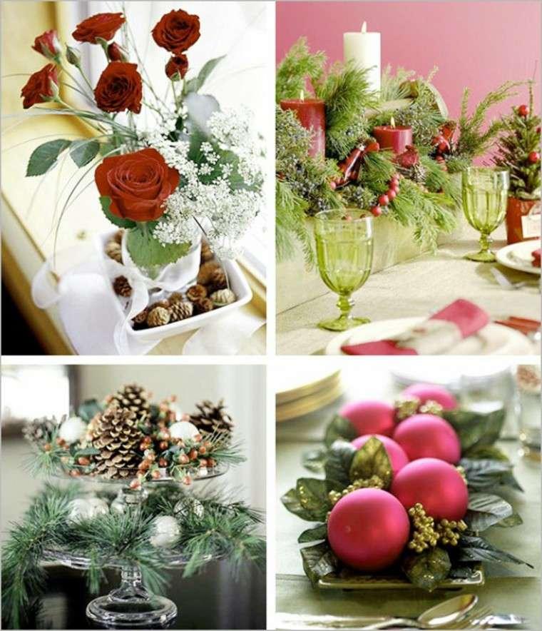 diseños adornos de navidad naturales