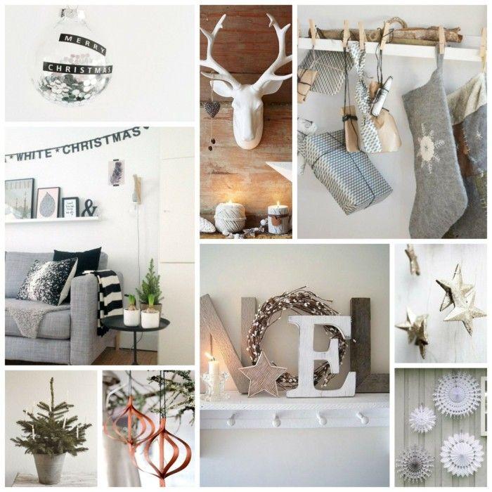 diseos decoracion navidad nordica