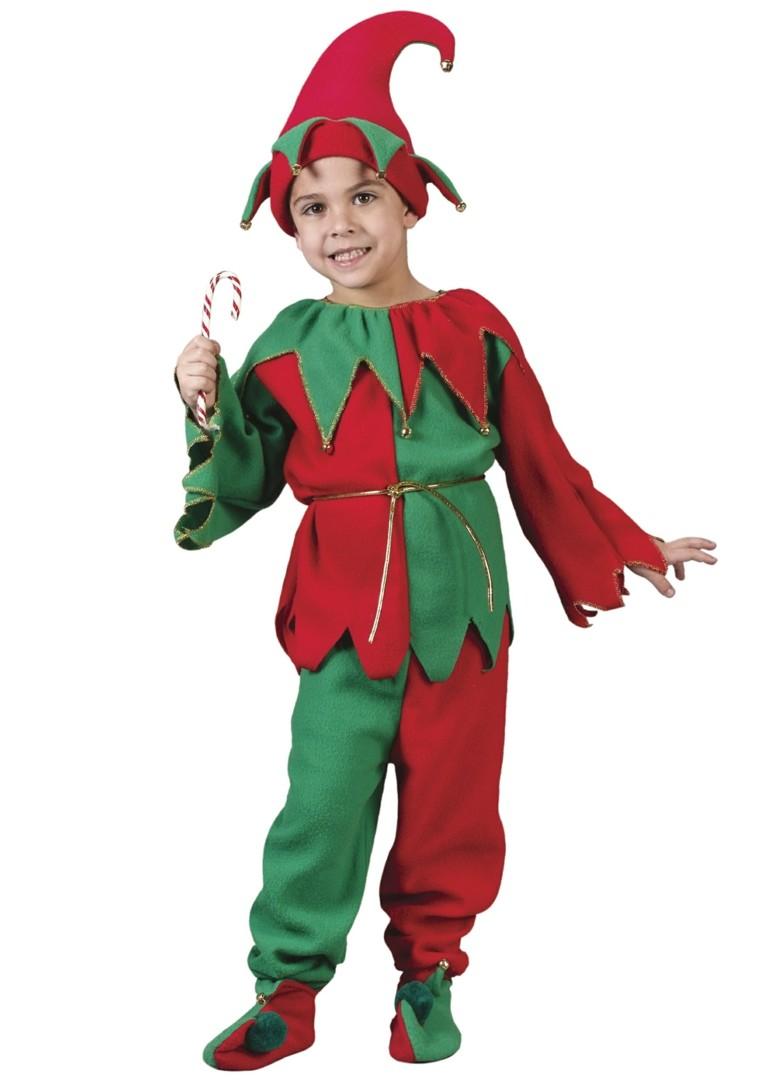 disfraces infantiles nino vestido navidad original ideas