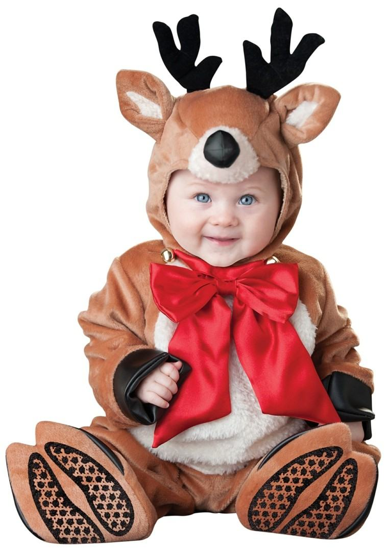 disfraces nino vestido navidad original reno ideas