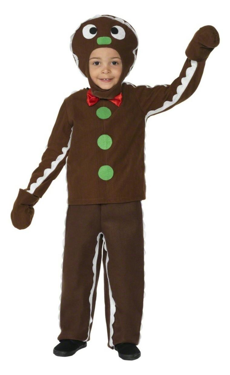 disfraces nino vestido navidad original galleta ideas