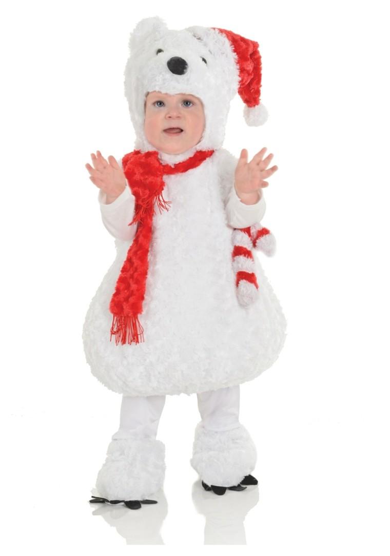 disfraces nino vestido navidad original oso polar ideas