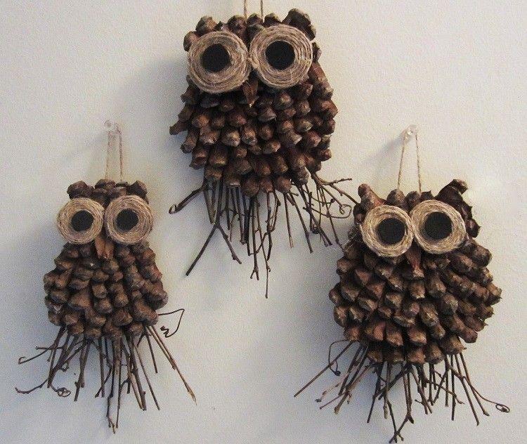 diy decoracion detalles bosque manualidad