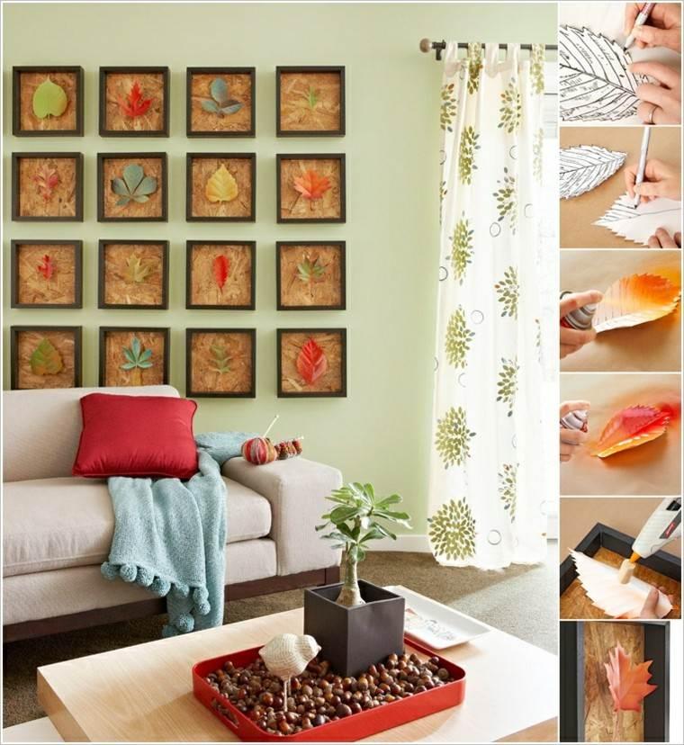 diy diseño paredes estilo fresco