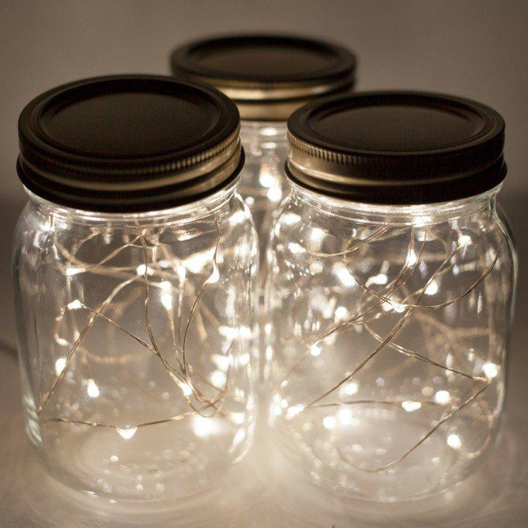 diy ideas casa envases vidrio ideas
