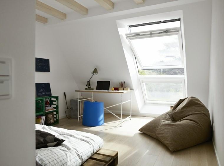 dormitorio juvenil ideas chico original atico casa moderno