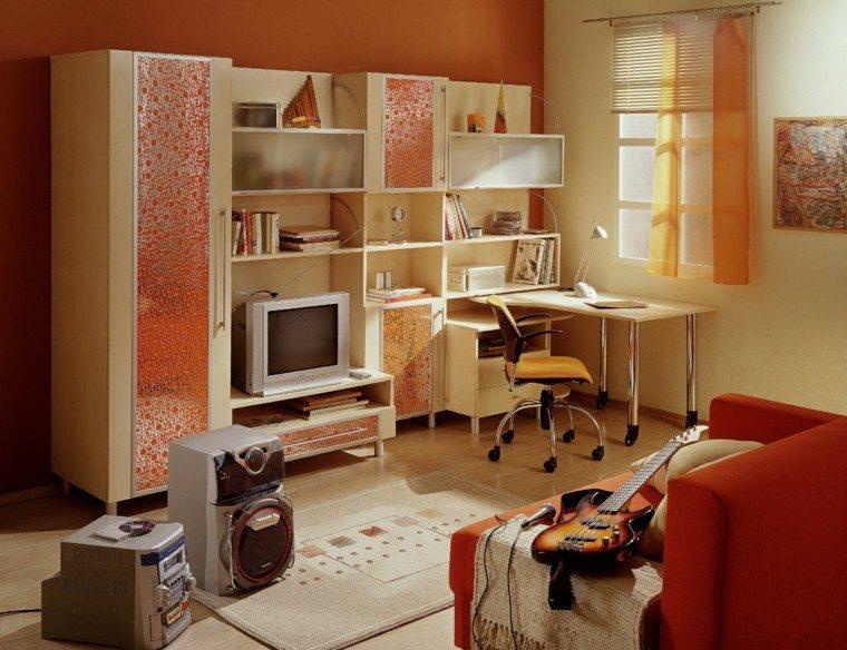 Dormitorio juvenil ideas originales para tu chico - Ideas dormitorios juveniles ...