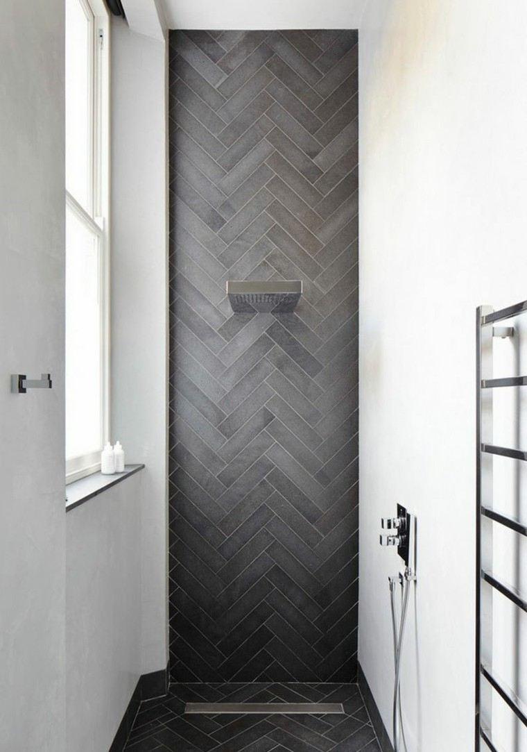 duchas relajacion contemporanea estilo gris
