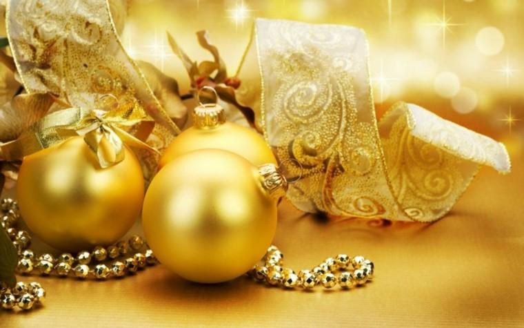 el dorado decoracion navidad cintas