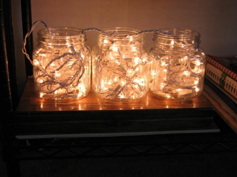 envases vidrio casa decorado estilo calido