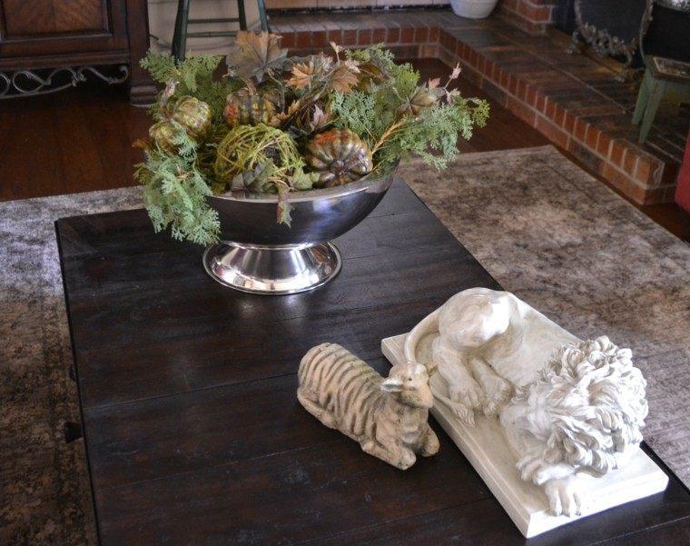 esculturas calabazas detalle diseño elegante