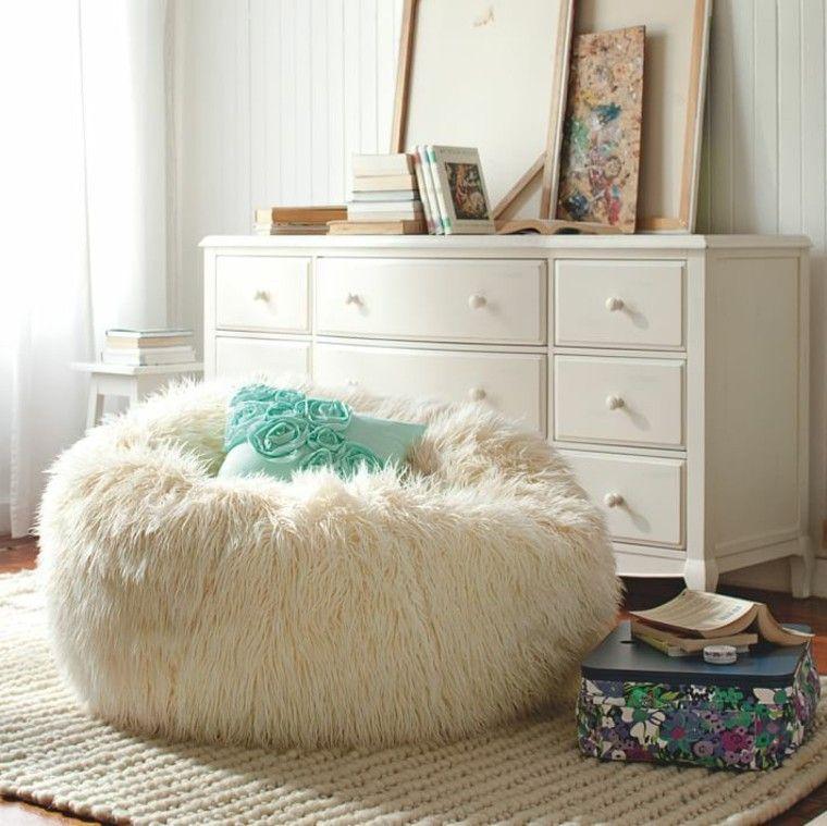 espejo habitacion estilo casa mueble
