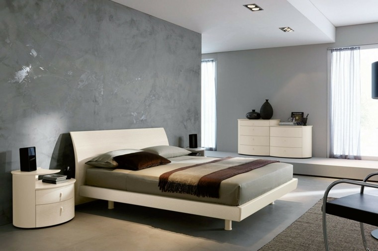 Estilo sexy en el dormitorio masculino 50 ideas brillantes for Foto camere da letto