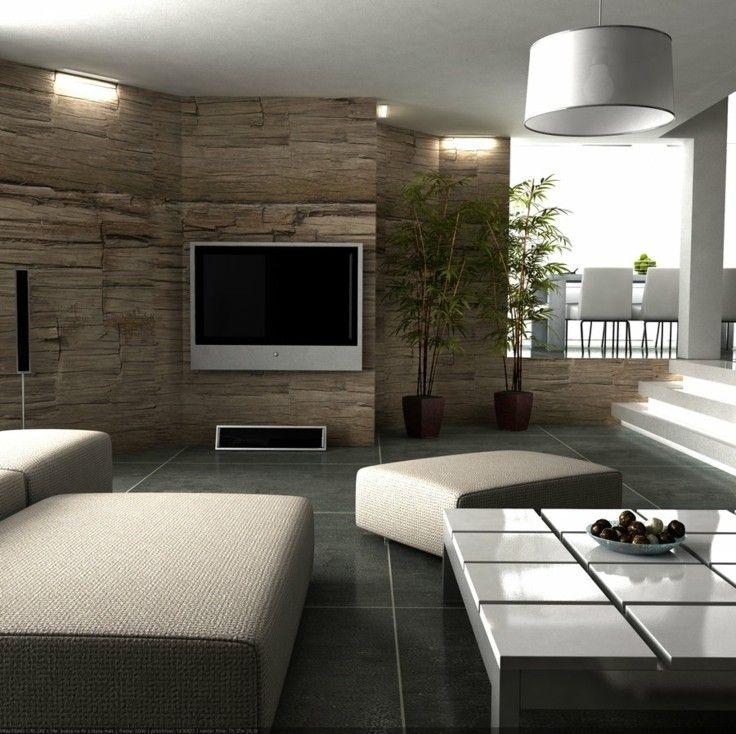 estupendo diseño salón moderno