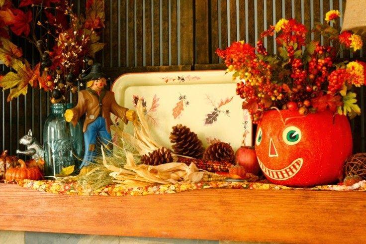 estuopenda decoración casera otoño