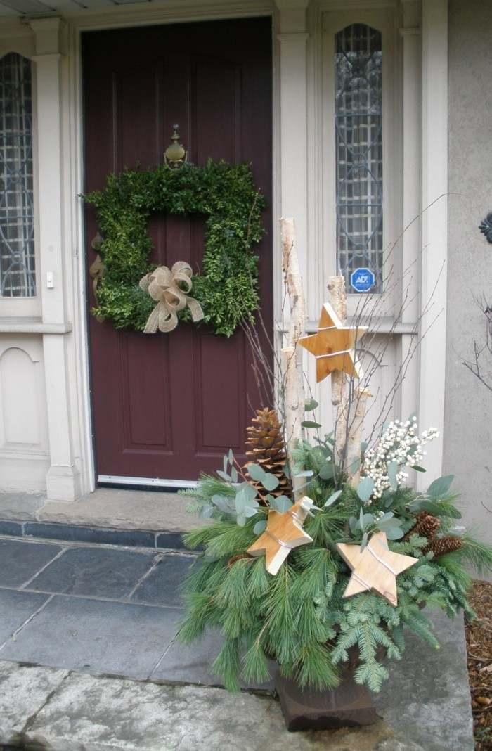 estupenda decoración adornos navidad