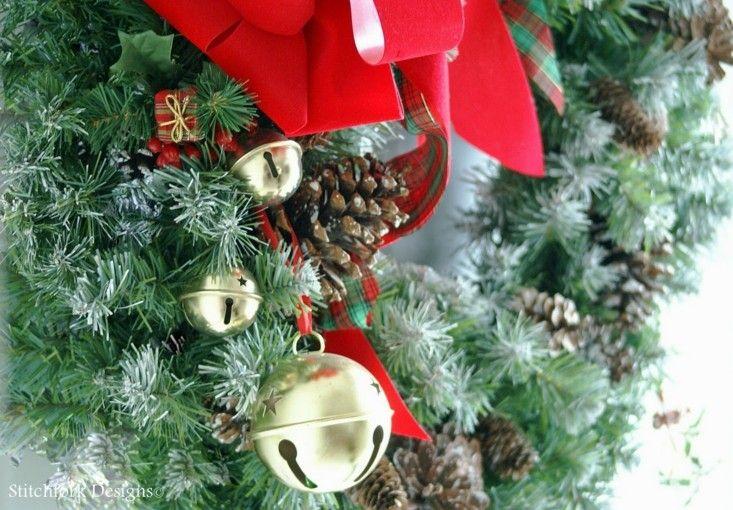 estupendos adornos navideños arbol navidad