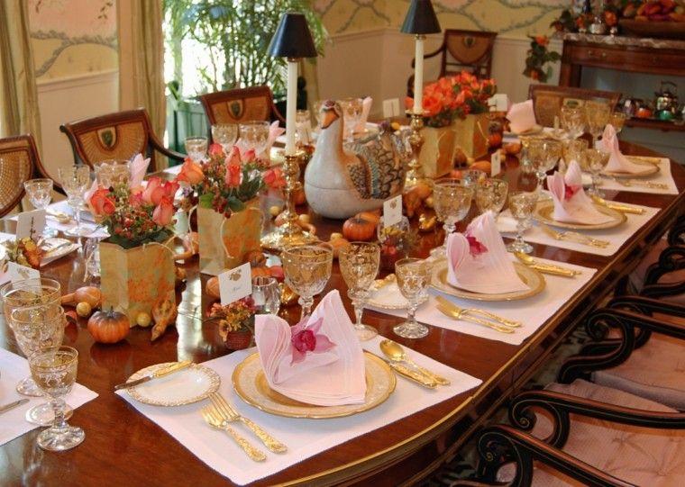 fiestas otono decoracion original flores regalos ideas