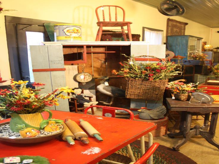 decoración de cocinas mesa otoño