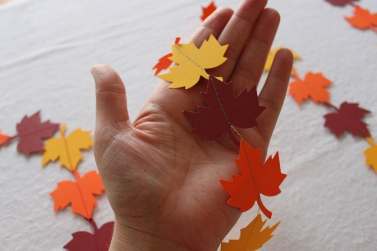 dco formas hojas secas