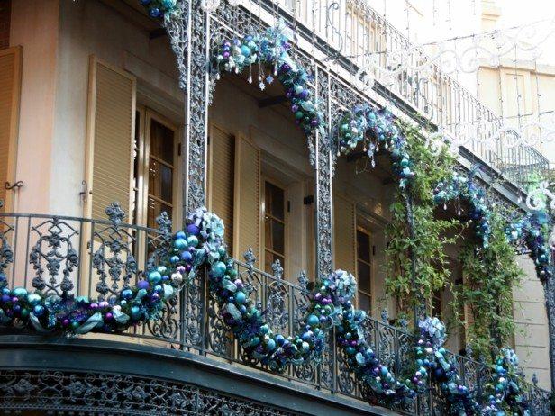 Decorar terrazas y balcones en navidad 25 ideas for Cosas de casa decoracion navidena