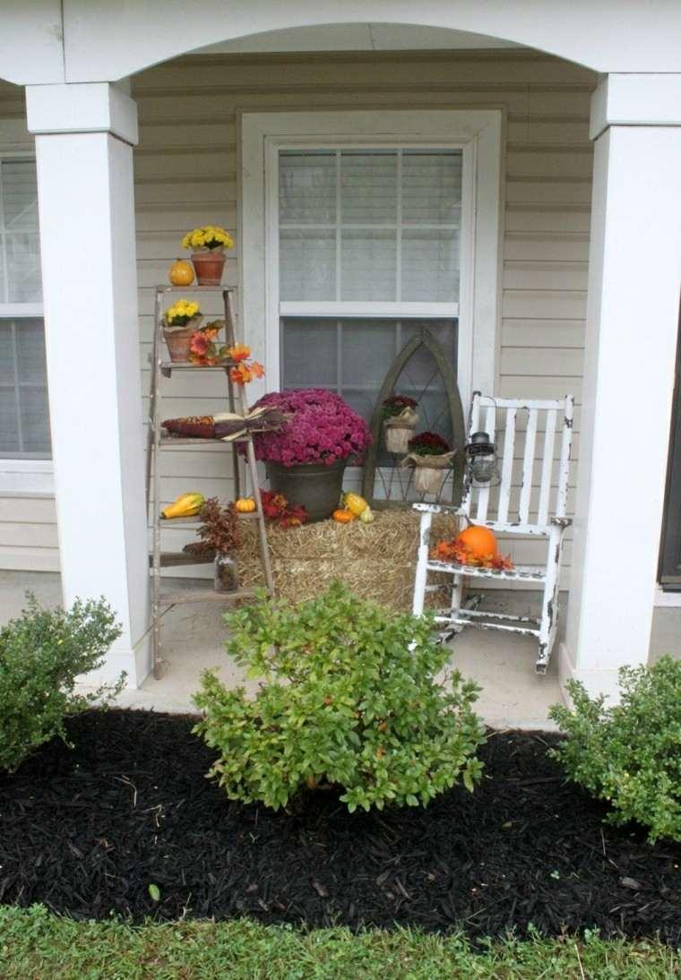 jardines estancia cesped casa mantillo