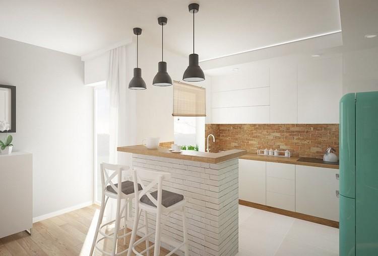lamparas taburetes blanco decoracion luminosa