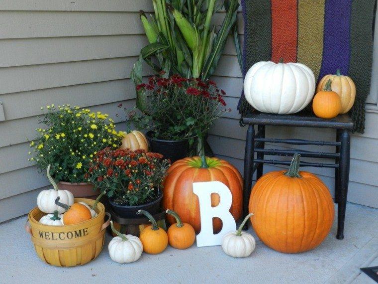 letras estilo decoracion porche blancas