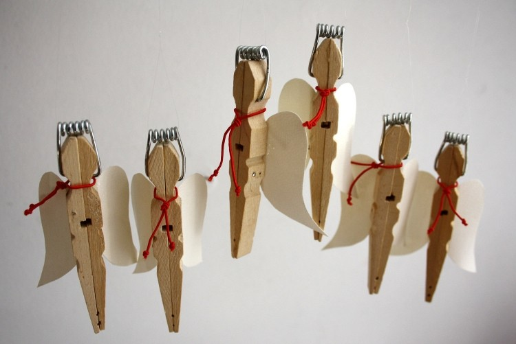 madera diseño detalles angeles minimalista