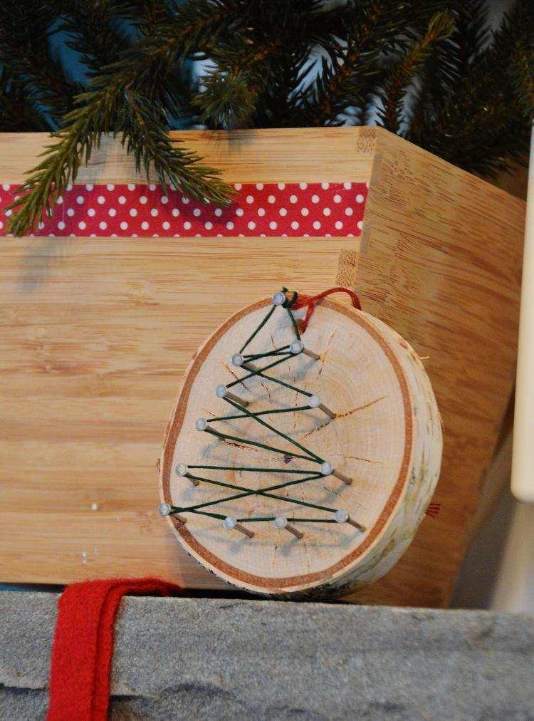 madera diseño detalles arboles lazos