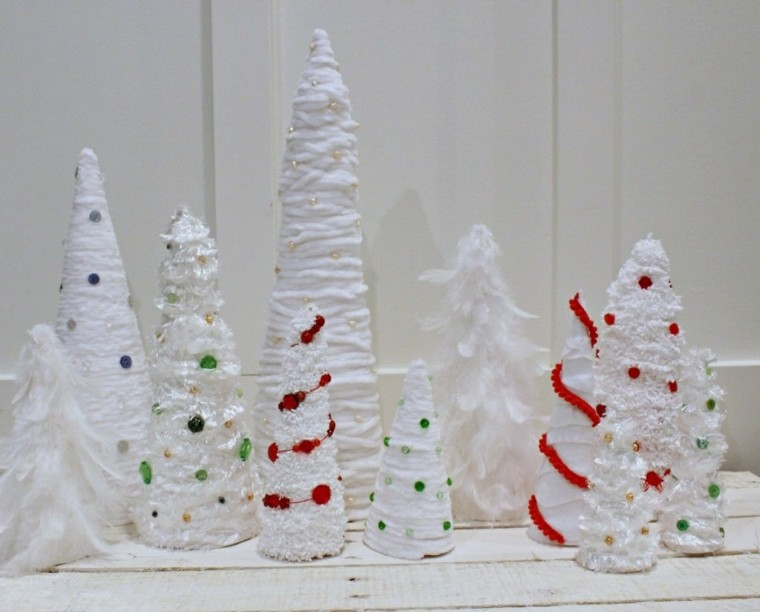 Manualidades navide as decoraci n original para el hogar for Decoracion del hogar navidena