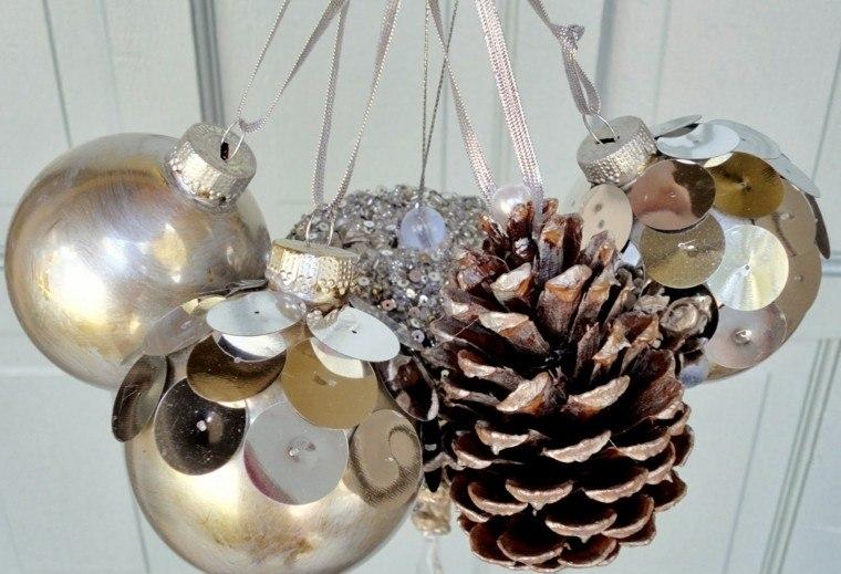 manualidades navidenas decoracion hecha casa ornamentos ideas