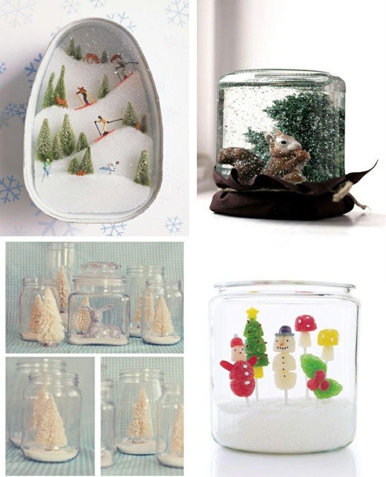 Manualidades navide as decoraci n original para el hogar for Manualidades para decorar la casa