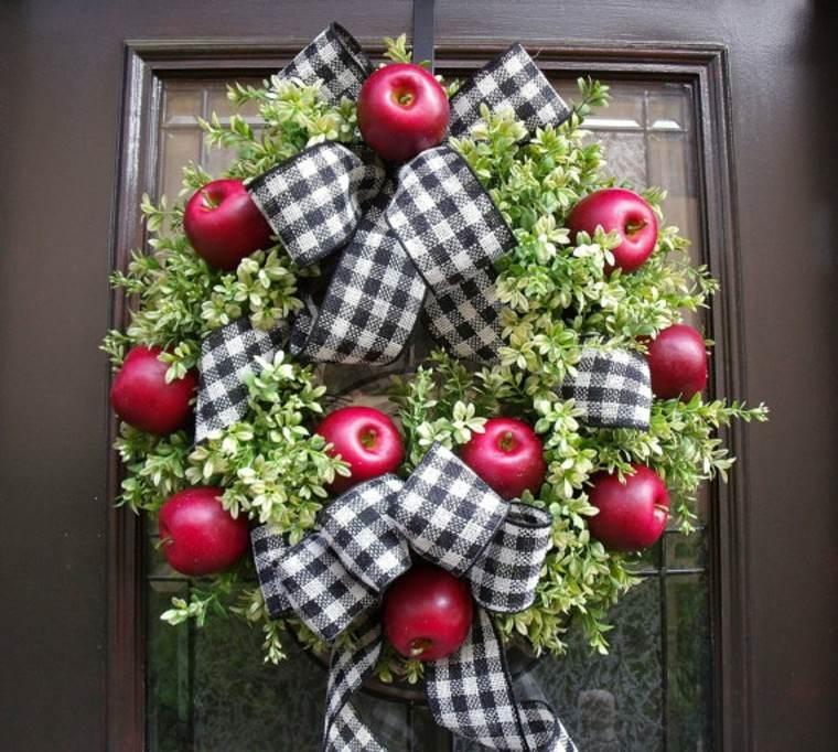 manzana decoracion estilo diseño cuadros
